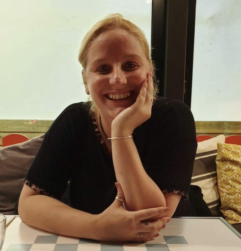 Claudia Webb